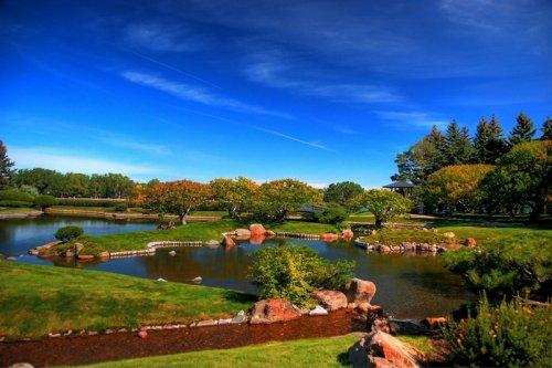 Японский Сад Никка Юко в Канаде