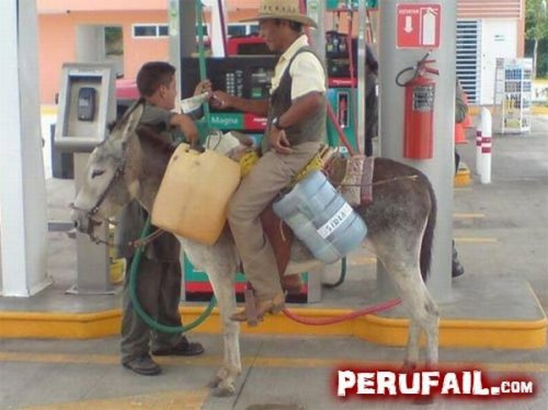 Только в Перу