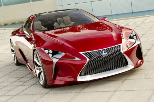 Lexus LF-LC 2+2