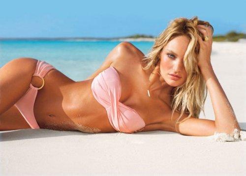 Ангелы Victoria's Secret в новой коллекции купальников