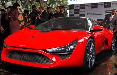 Автомобильная выставка India Auto Expo 2012