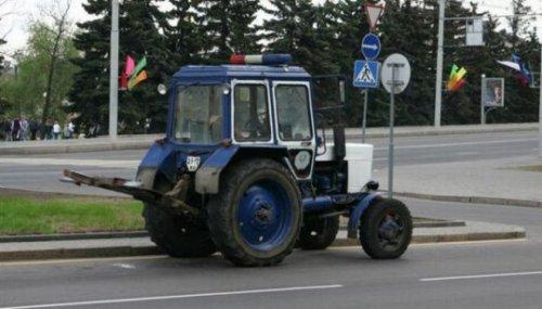 Смешные полицейские машины