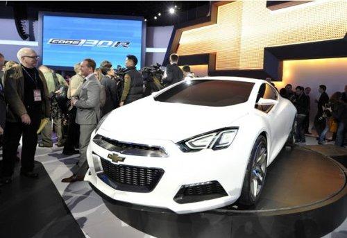 Международное автошоу Detroit Motor Show 2012