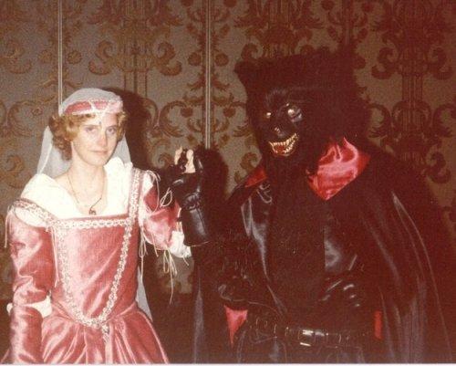 Косплей-фото 80-х годов