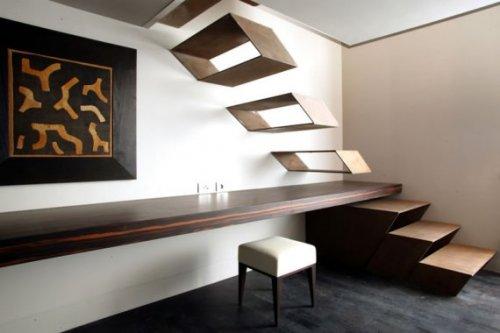 Прикольные лестницы