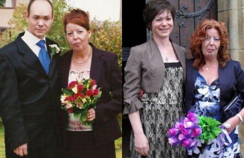 Пара поженилась второй раз после смены пола супругом