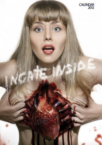 Креативно-эротичный календарь на 2012 год