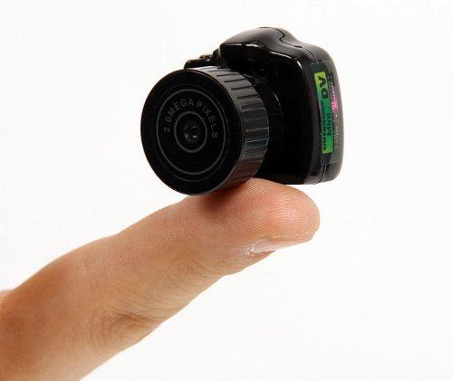 Cамая маленькая камера в мире