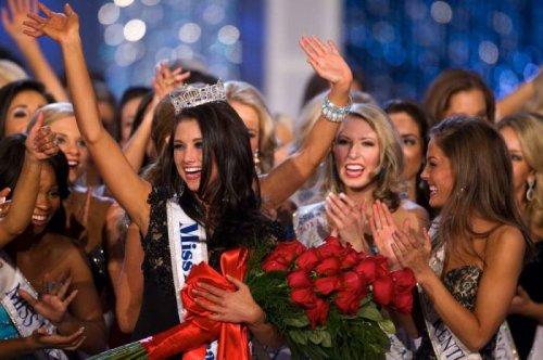 Победительница «Мисс Америка 2012»