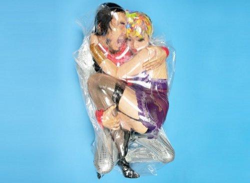 "Серия ""Flesh Love"" от японского фотографа Хэла"