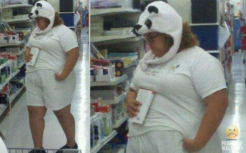 Фото-приколы из супер-маркета Walmart
