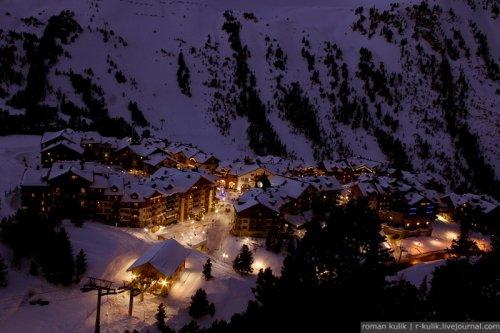 Как работает горнолыжный курорт