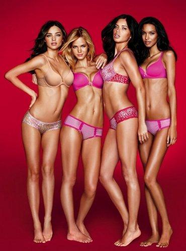 Новый каталог Victoria's Secret к Дню святого Валентина