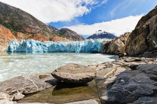 Удивительные пейзажи Аляски