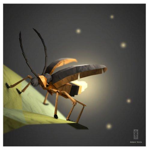 Оригами-животные