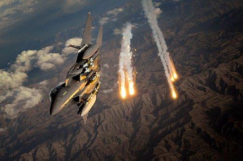 Лучшие фотографии от представителей ВВС США