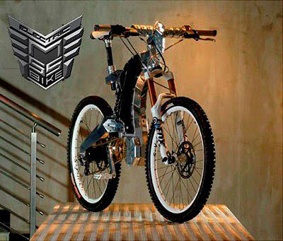 Гибридный велосипед за 39000 долларов