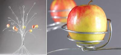 Оригинальные блюда для фруктов