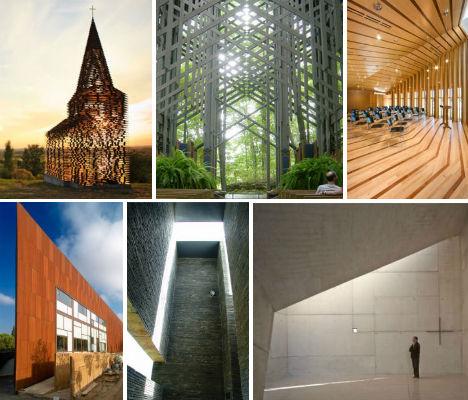 Современные церкви и часовни
