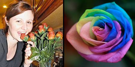 Оригинальные розы со всего мира