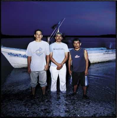 Топ-10: выжившие в экстремальных морских условиях