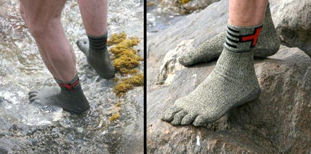 Кевларовые носки