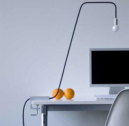 Прикольные офисные лампы