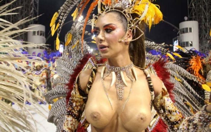 бразильский корнавал порно