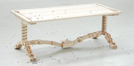 Оригинальный столик от Ontwerpduo