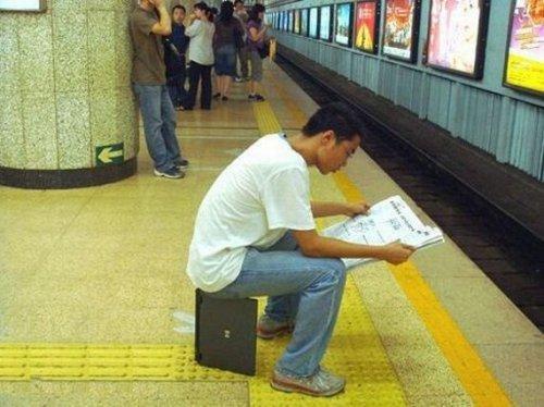Необычное использование ноутбуков