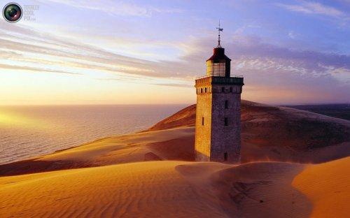 Красивые маяки (17 фото)