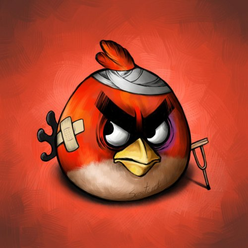 ������� ������ �� Angry Birds
