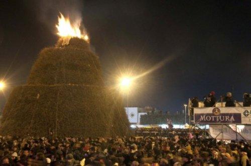 Фокара - фестиваль огня