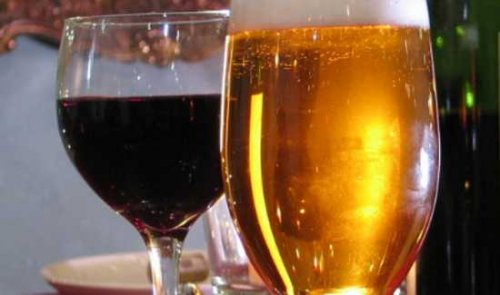 Интересные факты о вине и пиве