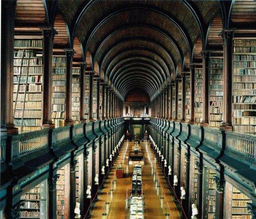 15 самых красивых библиотек мира