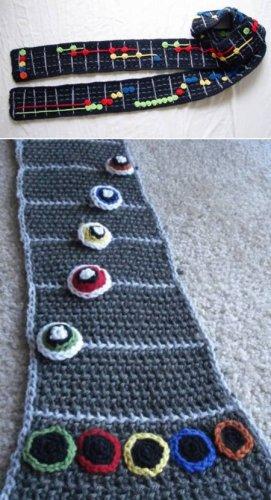 Прикольные шарфики