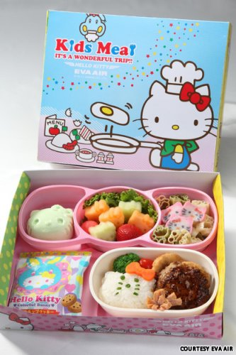 Авиарейсы Hello Kitty