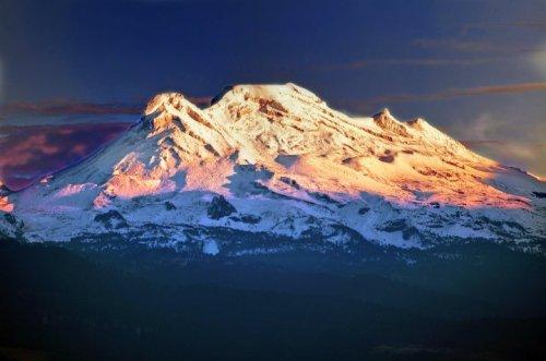 Захватывающие горные пейзажи