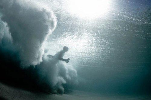 Подводные фото серферов
