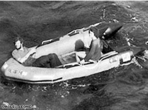 Топ-10: выжившие в экстримальных морских условиях