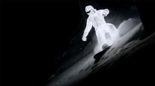 LED сноубординг
