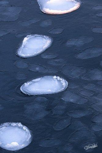 Ледяные пейзажи Исландии