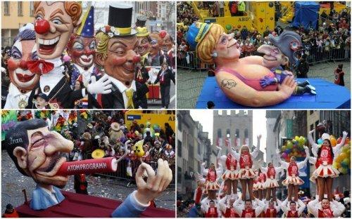 Карнавал в Германии