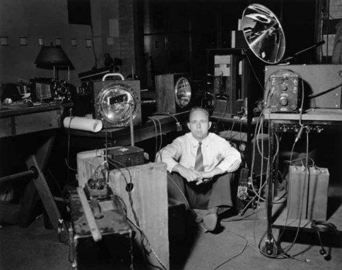 Гарольд Юджин Эдгертон – основатель техники мгновенной фотографии
