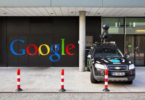 Офис Google в Швейцарии