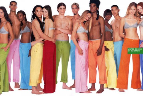 ���������� ������� United Colors of Benetton, ���������� ���