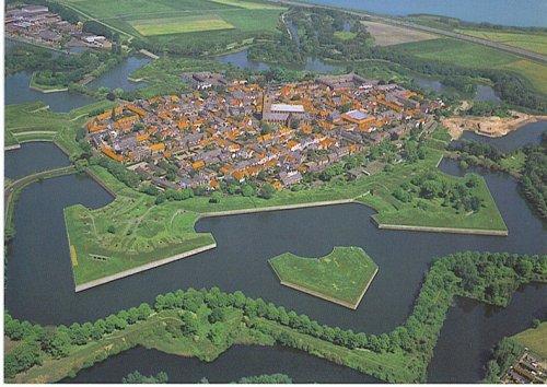 Нарден - средневековый город-крепость
