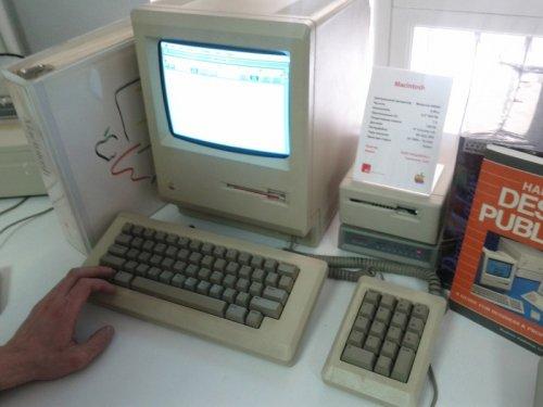 Первый музей Apple в России