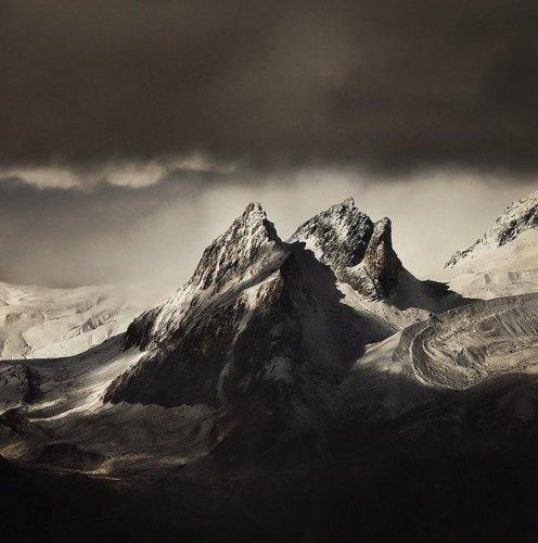 Пейзажи фотографа Александра Дешаме (Alexandre Deschaumes)