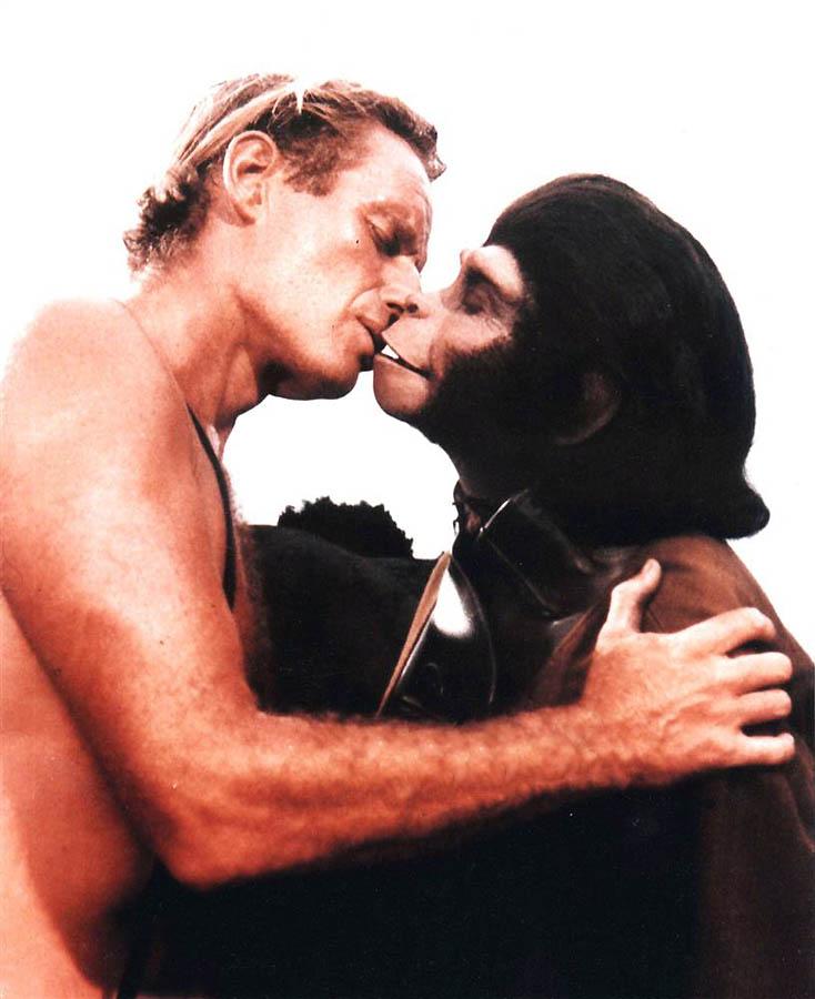 Поцеловать любимого
